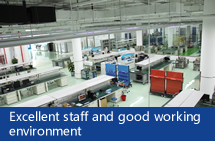 Excellent staff and good working environment